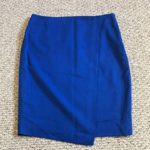 Lord & Taylor blue skirt size 8